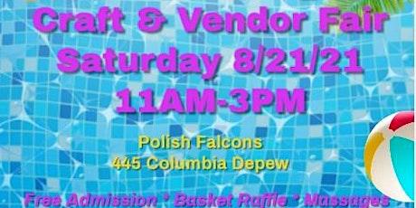 Summer Delight Craft & Vendor Fair tickets