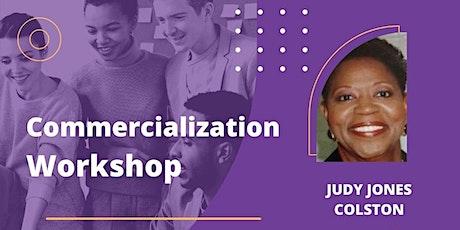 Commercialization Workshop tickets