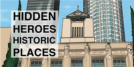Hidden Heroes Historic Places Book Launch tickets