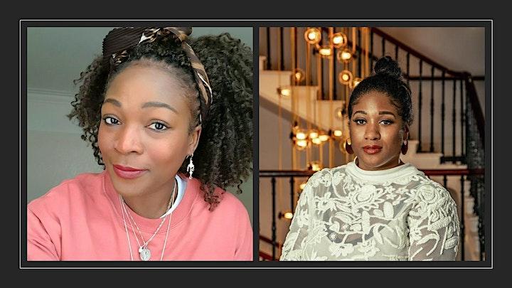 MsMono Meets – writers Tolula Dada and Emma Dennis-Edwards image