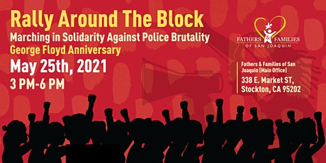 Rally Around The Block: Marching In Solidarity Against Police Brutality! tickets