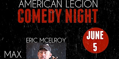 American Legion Comedy Night tickets