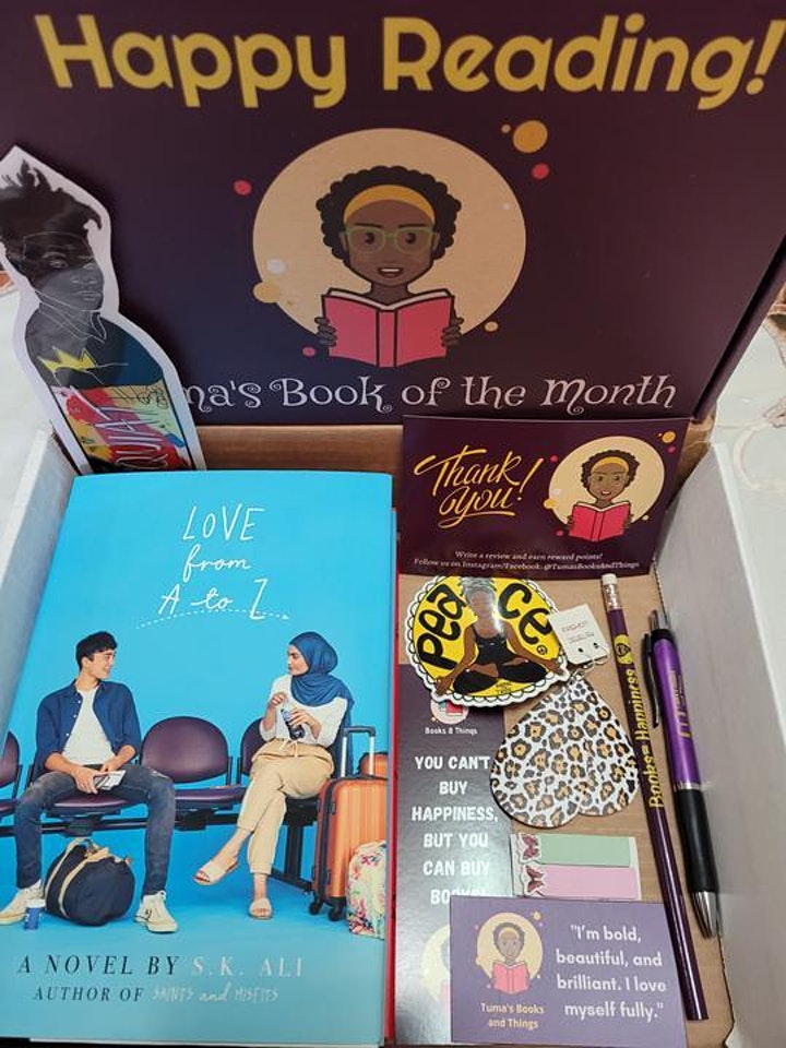 IN THE HEIGHTS Virtual Book Launch (via Tuma's Books and Things) image