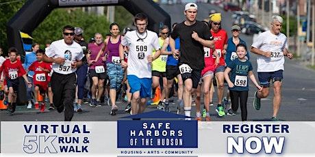 Safe Harbors VIRTUAL 5K tickets