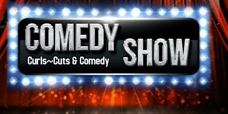 REMIX Curls-Cuts- & Comedy (Part-2) tickets