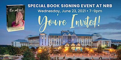 No, Not Me! Book Signing Event tickets