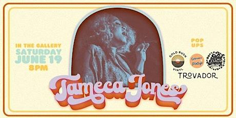 Pershing Presents | Tameca Jones tickets