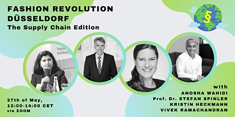 FASHION REVOLUTION DÜSSELDORF - The Supply Chain Edition tickets