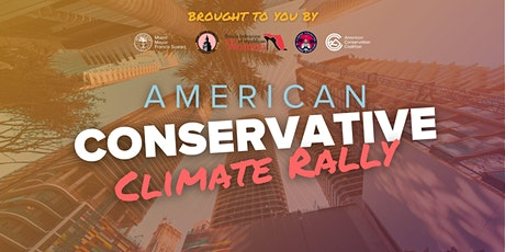 American Conservative Climate Rally tickets