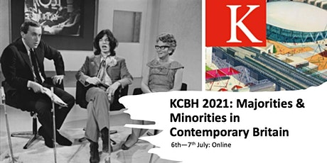 KCBH 2021: Majorities & Minorities in Contemporary Britain tickets
