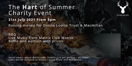 The Hart of Summer (Charity Event) tickets