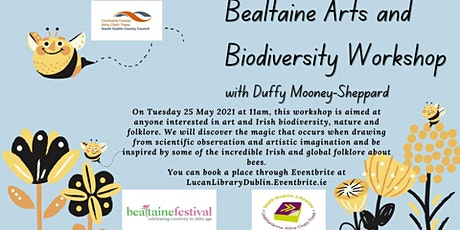 Bealtaine Arts and Biodiversity Workshop tickets