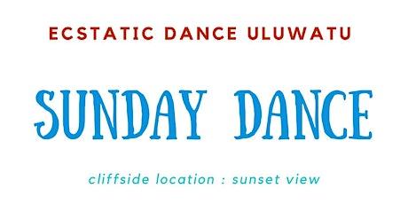 Sunday Ecstatic Dance Uluwatu tickets