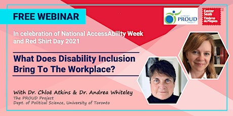Webinar: What Does Disability Inclusion Bring to the Workplace? tickets