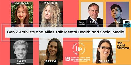 Your Brain On Social Media: Featuring Gen Z Activists and Allies tickets
