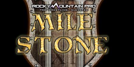 RMP Colorado Cup/Milestone 11 (2 Day Anniversary Event) tickets