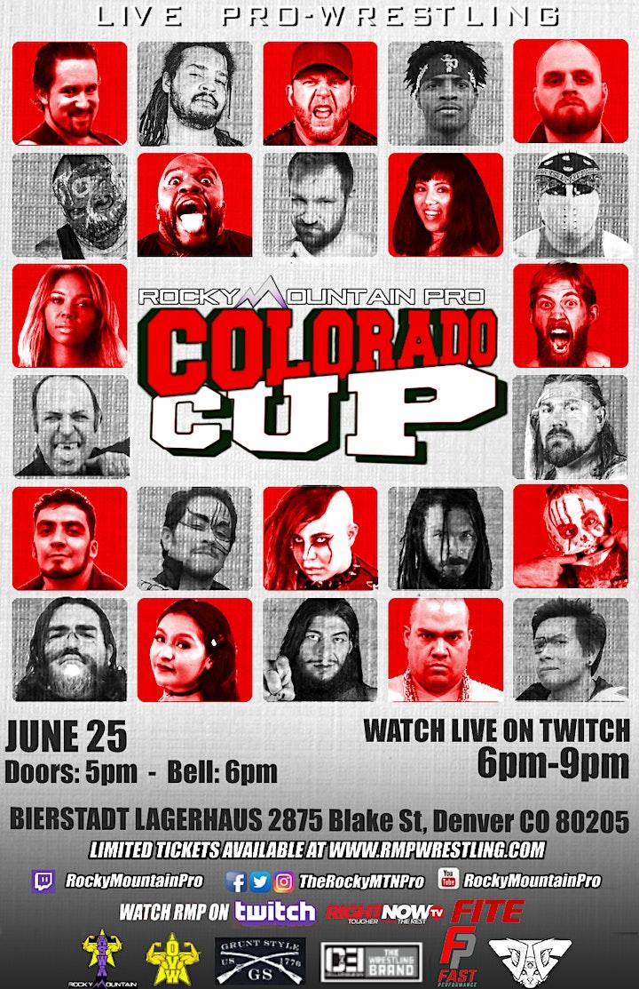 RMP Colorado Cup/Milestone 11 (2 Day Anniversary E image