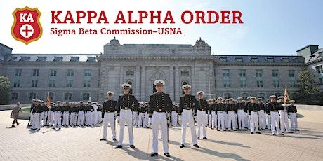 2021 Sigma Beta Commission Initiation tickets