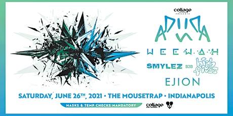 CAE Presents: Adiidas w/ Weewah, Smylez, highfives & Ejion at The Mousetrap tickets