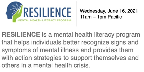 HR to the Next Power: RESILIENCE - Mental Wellness in the Workplace tickets