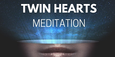 Meditation Twin Hearts Thursday Afternoons at  1.15  pm Mullingar tickets