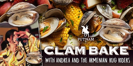 Clam Bake at Putnam County Golf Course tickets