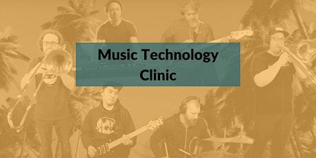 Experience Jazz Workshop #1: Music Technology tickets