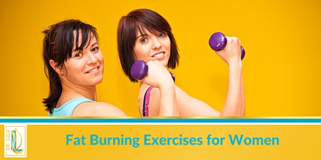 Fat Burning Workouts for Women's Health tickets