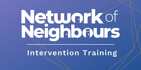 Network of Neighbours GBV Violence Intervention Training tickets
