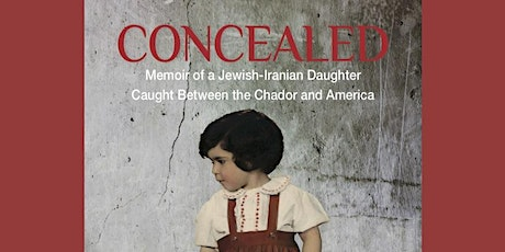 """Author Event: Esther Amini, """"Concealed""""  highly praised debut memoir tickets"""
