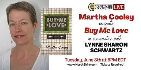 """Northshire Live: Martha Cooley """"Buy Me Love"""" tickets"""