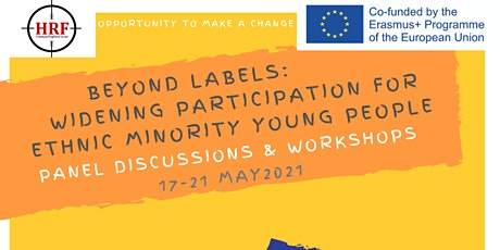 Beyond Labels: Widening Participation for Ethnic Minority Young People tickets