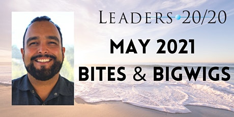 May Bites & Bigwigs with Jorge González tickets