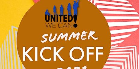 Summer Kickoff 2021 tickets