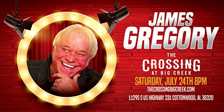 James Gregory Live tickets