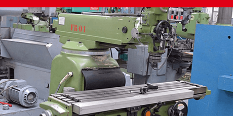 102 RAC | METAL : Milling Machine (Recognition of knowledge) billets