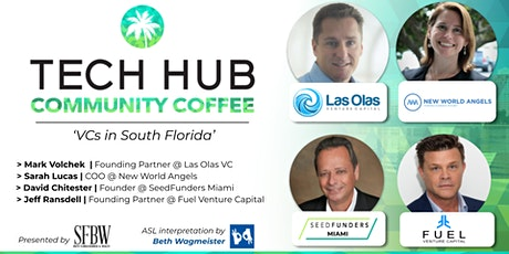 COMMUNITY COFFEE | VCs in South Florida tickets