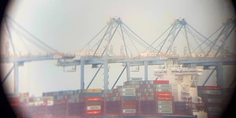 Estuary Festival > Conrad to Containers: Barking to Beijing tickets