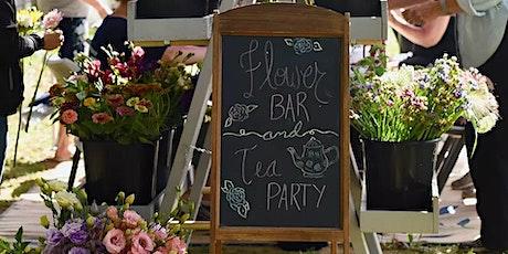 Macro Class & Flower Arranging at the Piggly Petals Flower Farm tickets