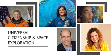 How can Space Exploration Help Us Become Universal Citizens? Tickets