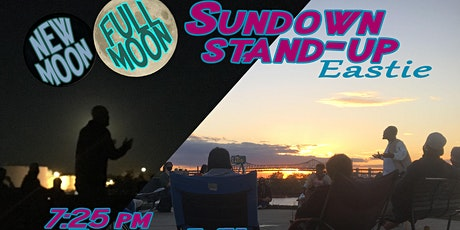 Sundown Stand-up: Full & New Moon Comedy in the Wild, Eastie tickets