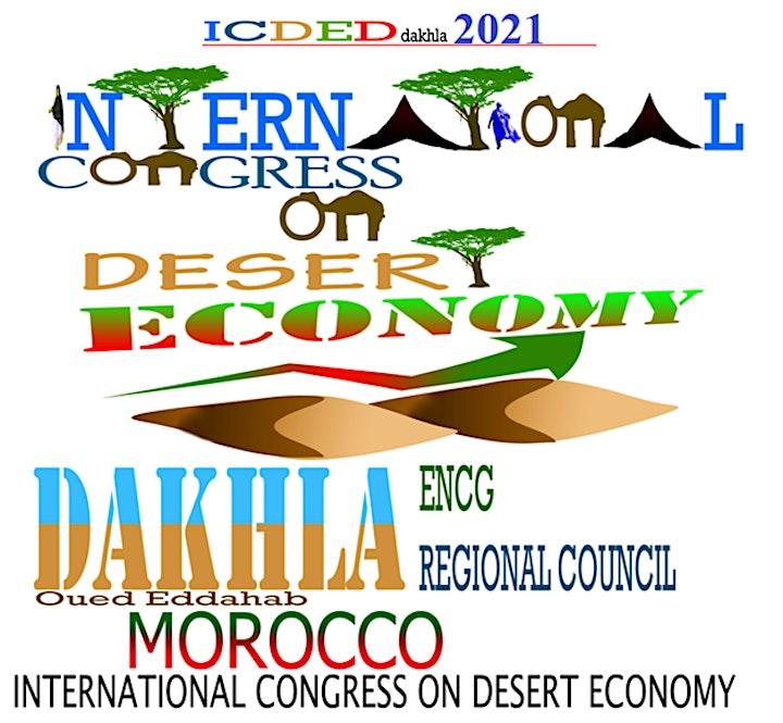 Dakhla International Congress on Desert Economy. Energy Economics, Oceans image