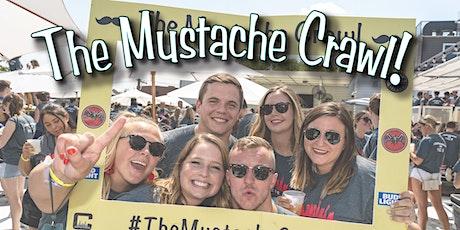 The Mustache Crawl - Chicago's Favorite Bar Crawl billets