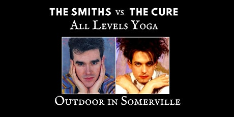 New Wave Yoga: Cure Vs Smiths *OUTDOOR* tickets