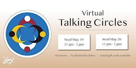 Virtual Talking Circle tickets