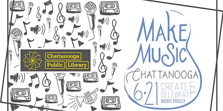 Make Music Day Chattanooga 2021 tickets