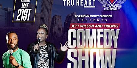 Jett Wilson and Friends Jacksonvile tickets
