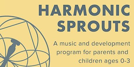 Harmonic Sprouts (Thursdays) tickets