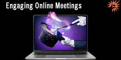 Free Webinar: How to Host More Engaging Zoom Meetings tickets