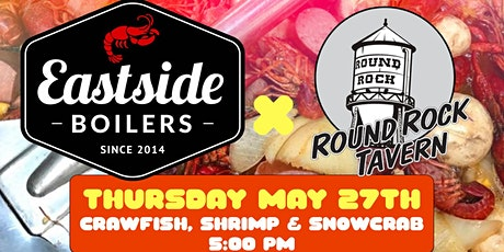 Crawfish Boil w/ Eastside Broilers tickets
